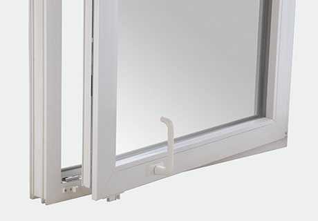 Користування вікном «без зусиль» activPilot Ergo